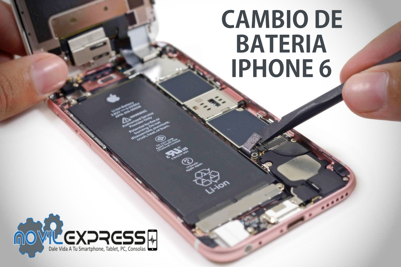 Reparar Iphone  No Carga